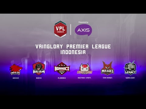 VPL INDONESIA : GRAND FINAL | TEAM MIRAGES VS BIGETRON