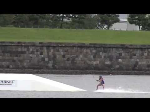 IWWF Cable wakeboard world cup tokyo by picua.