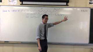 Evaluating Specific Binomial Coefficients (Exam Questions)
