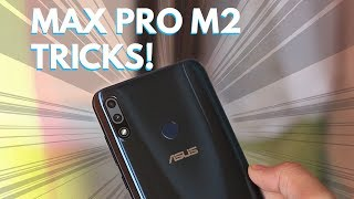 Asus Zenfone Max Pro M2 Tips and Tricks!