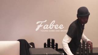 Khalid - Young Dumb and Broke (cover By Fabee)
