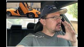 McLaren 570S quick review. Better than my Porsche 911 Turbo?Or a Ferrari or Lamborghini?