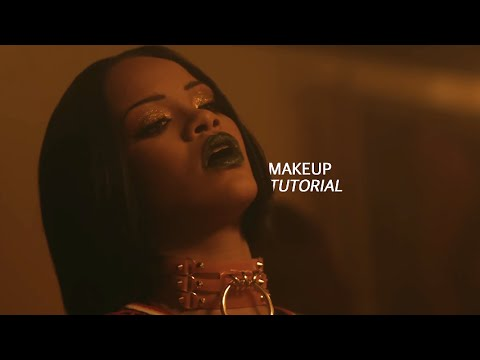 "RIHANNA Inspired ""Work"" Makeup Tutorial"