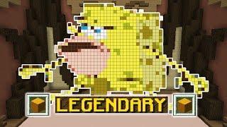 ONLY MEMES CHALLENGE!! (Minecraft Build Battle)