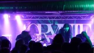 Agrypnie - Der tote Trakt + Kadavergehorsam (live in Siegen)