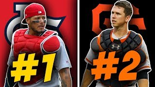 Top 10 Catchers in MLB From The 2010s