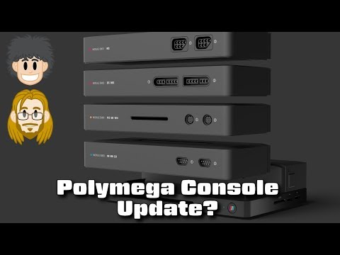 Polymega Console Update - #CUPodcast