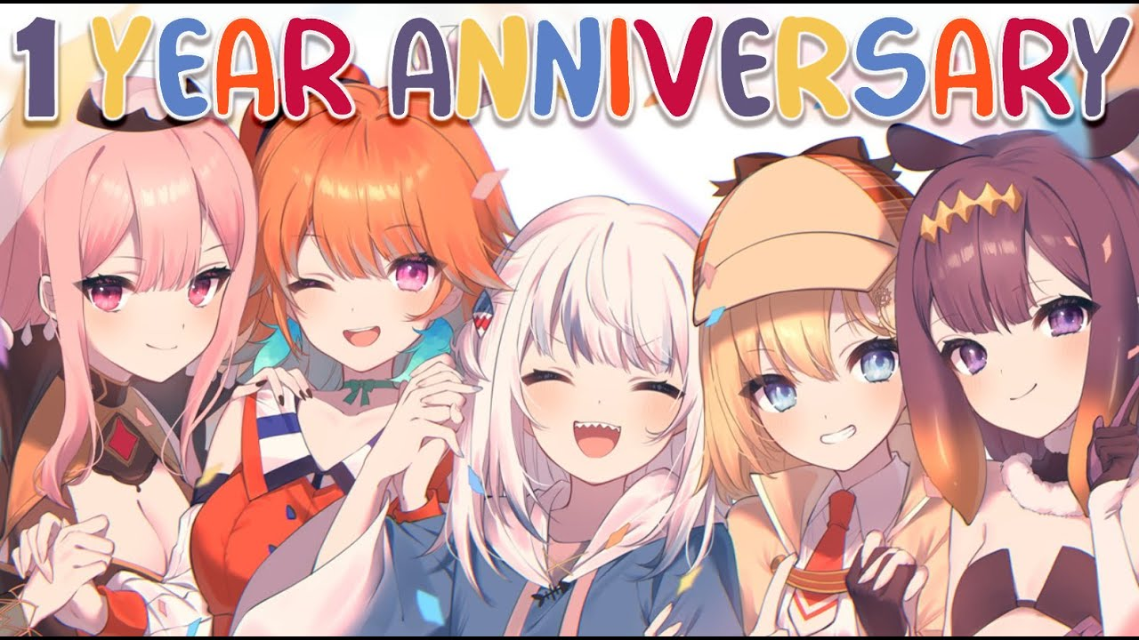 【1 YEAR ANNIVERSARY】A Whole Year of...!?!? #Mythiversary