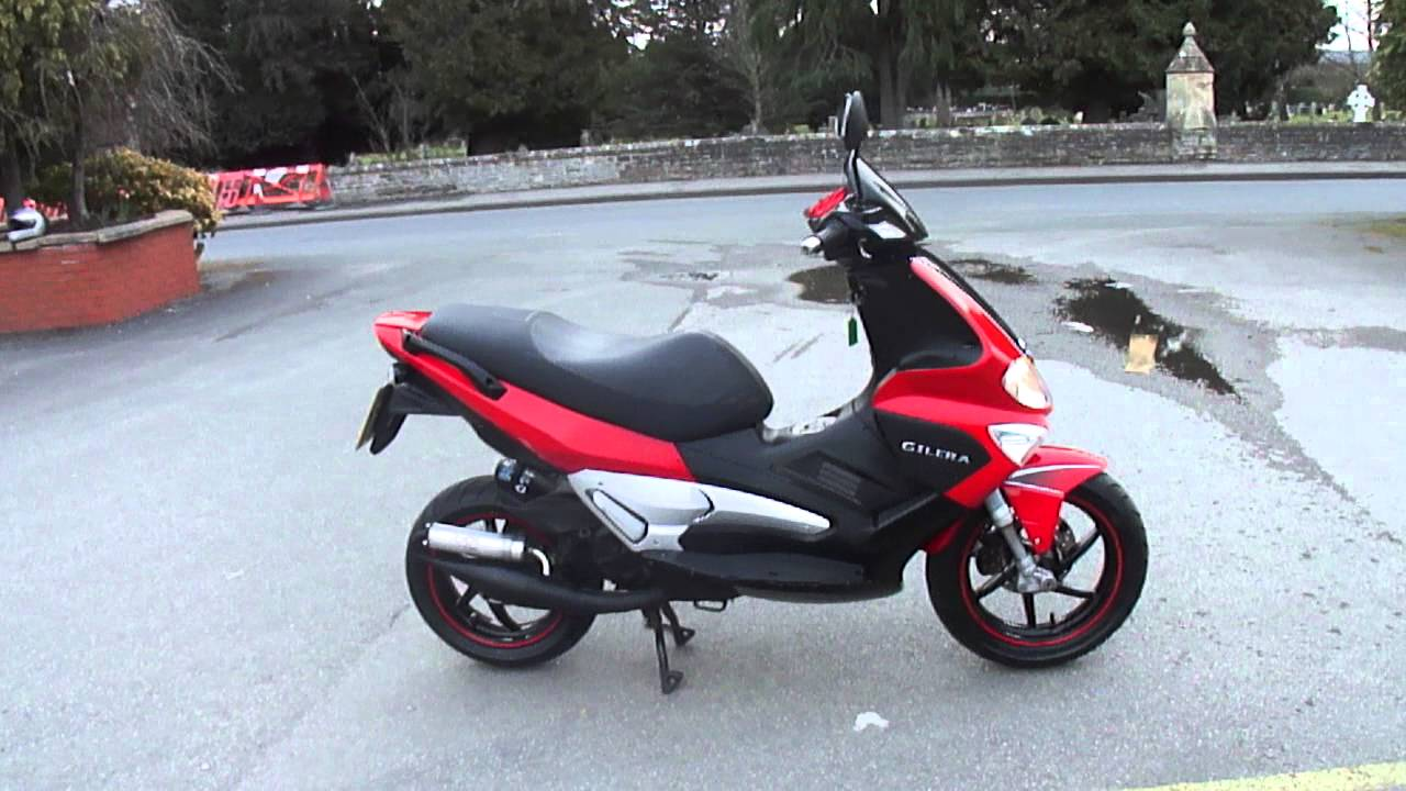 2006 gilera runner 50 2t lc fi scooter moped 55mph leo. Black Bedroom Furniture Sets. Home Design Ideas