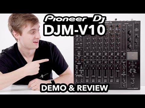 Pioneer DJ DJM-V10 Review & Demo - The 6 Channel BEAST!