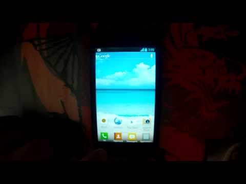 Root LG Optimus Black Android 4.0.4 (ics/v30b)