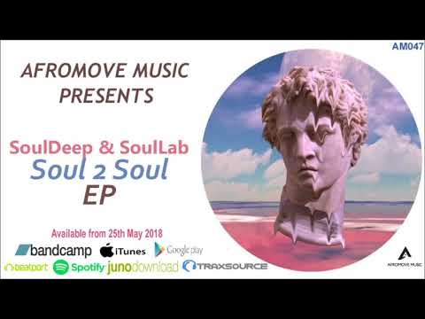 [AM047] SoulDeep & SoulLab - Being Black (feat. Da Lex DJ) [Original Nerdic Mix]