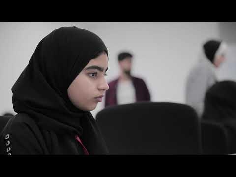 مقتطفات من تخريج منتسبي برنامج المبرمج الإماراتي المتقدم بعجمان 2019