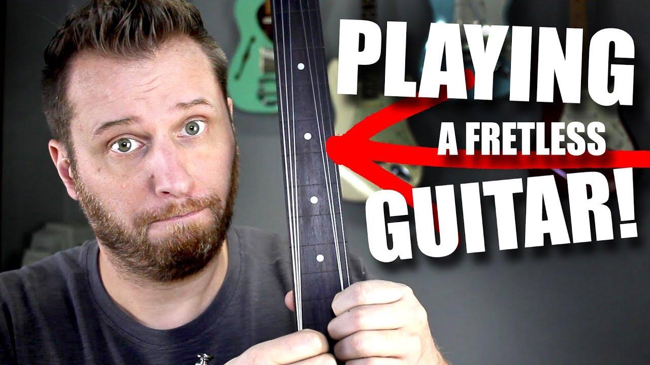 MESSE 2014: Gittler Guitar - YouTube