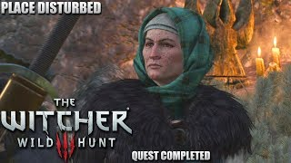 The Witcher 3: Wild Hunt - Let's Play - Place Disturbed