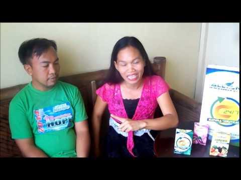 Rosana Liwanag of Balayan, Batangas - MYOMA Tetimonials