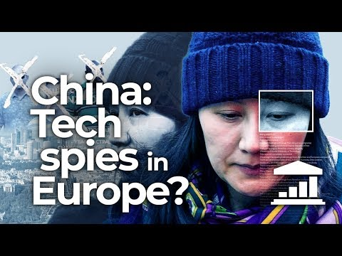 Is CHINA Stealing TECH From EUROPE? - VisualPolitik EN
