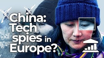 Is China stealing tech from Europe?