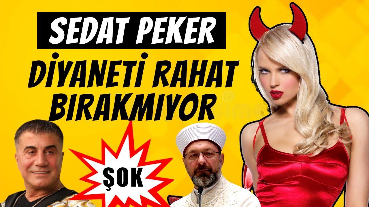 Sedat Peker Diyanet'e Saydırdı.