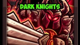 Kingdom Rush Vengeance - Dark Knights REVIEW