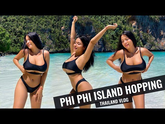 THAILAND VLOG - Phi Phi Island Hopping