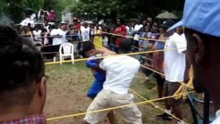 Eastside Backyard Brawl Charles vs. Anonymous ROUND 2