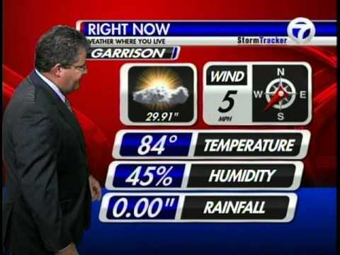 Ashton Garrison The Weather Girl