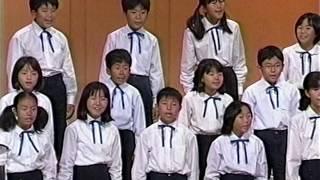 「四国の子ども歌」より「手毬歌」(宝塚市立すみれガ丘小学校)