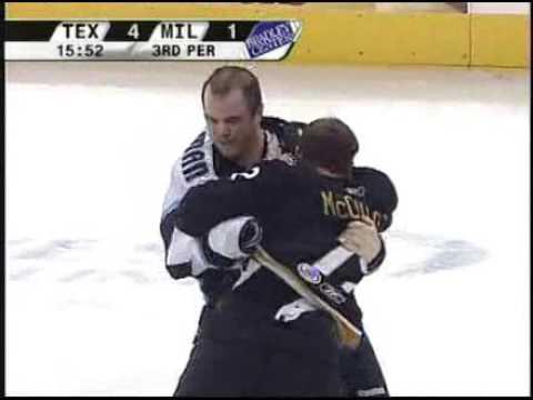 Scott McCulloch vs Hugh Jessiman 12/4/09