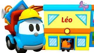 Casa do Léo o caminhão curioso. Coleçao.