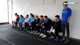 Керченские школьники приняли участие во II этапе зимнего фестиваля по ГТО