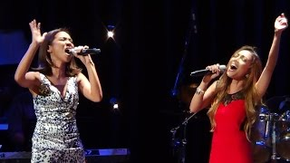 JONALYN VIRAY & AICELLE SANTOS - I Believe I Can Fly (Live @ Music Museum!)