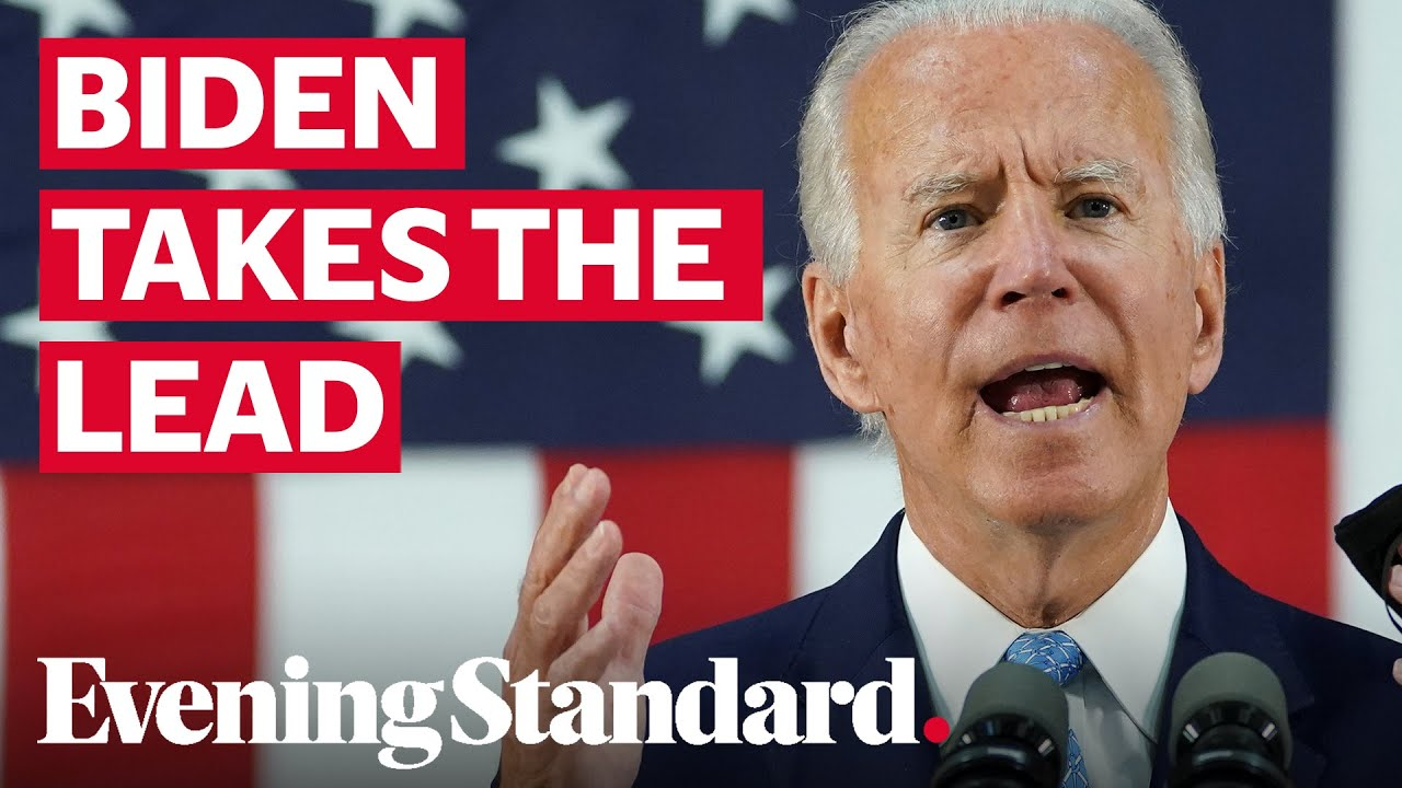 US Election 2020: Biden holds 12-point lead over Trump in opinion polls