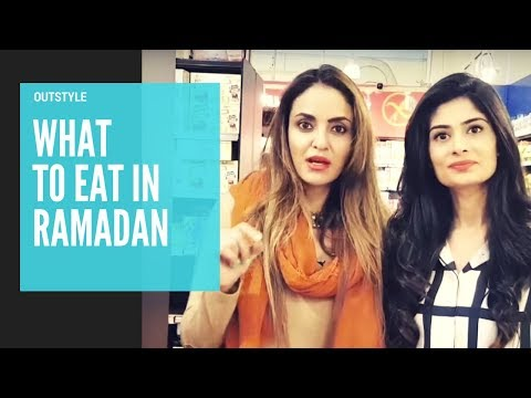 Health & Fitness   Healthy Food   Nutrition   Meals Nadia Eats in Ramadan!   Outstyle.com