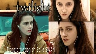 Bella SWAN 's Transformation physique  (TWILIGHT) I Elisabyetopglam
