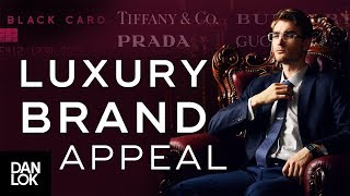 How Luxury Brands Appeal To Affluent Buyers