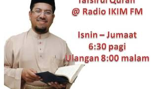 Tafsir Quran Surah An Nasr - Dr Zahazan Mohamed