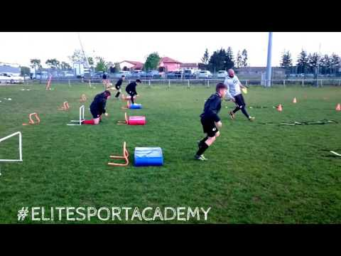 RUGBY CIRCUIT TRAINING 8-9 YEARS OLD