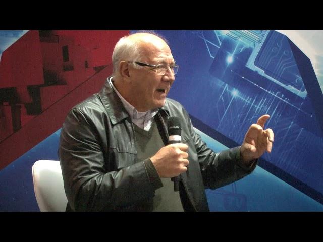 SET EXPO 2017 entrevista José Carlos Massarolo, UFSCar