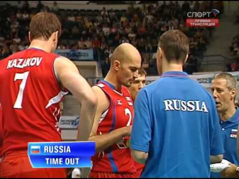 Russia - Bulgaria 27.06.2009, World League, Habarovsk, full