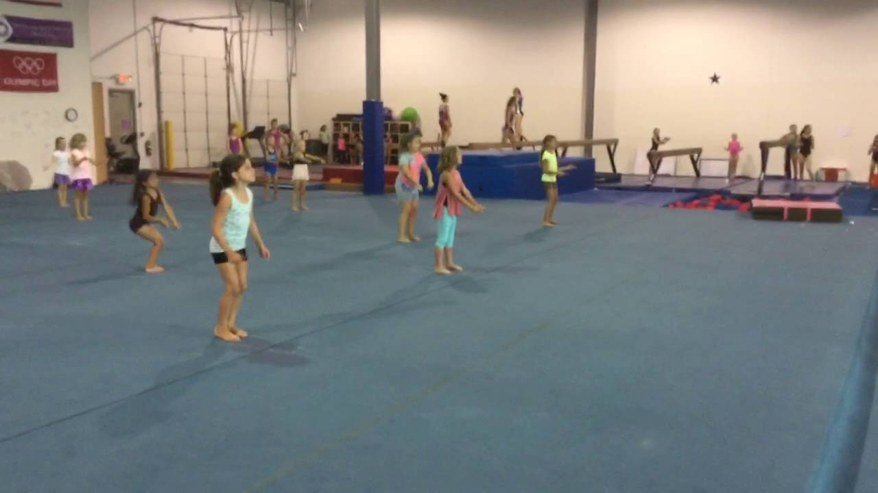 Infinity gymnastics woodridge