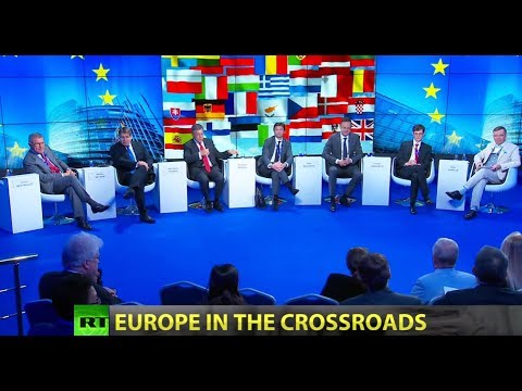 Europe in the crossroads: Risks and prospects
