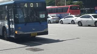 서울버스 401번 17년식NEWBS110 NGV (섬유…