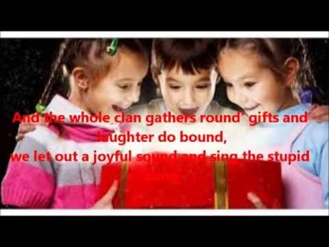 HAPPY BIRTHDAY SONG BY ADAM SANDLER