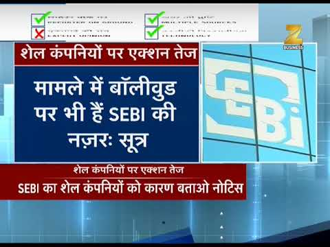 SEBI sends 'Showcause Notice' to suspected Shell Companies