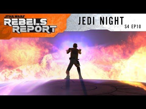 Jedi Night   Star Wars Rebels Report