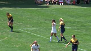 Women's Soccer Highlights vs. Kent State