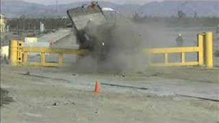 Security Gate Crash Test