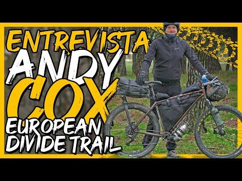🏕 Bikepacking with Andy Cox - European Divide Trail 🇪🇺   Javier Bañón Izu   BIKEPACKER
