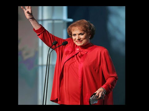 Maureen O'Hara, Recipient of the IFTA Lifetime Achievement Award in 2004 Full Unedited Speech
